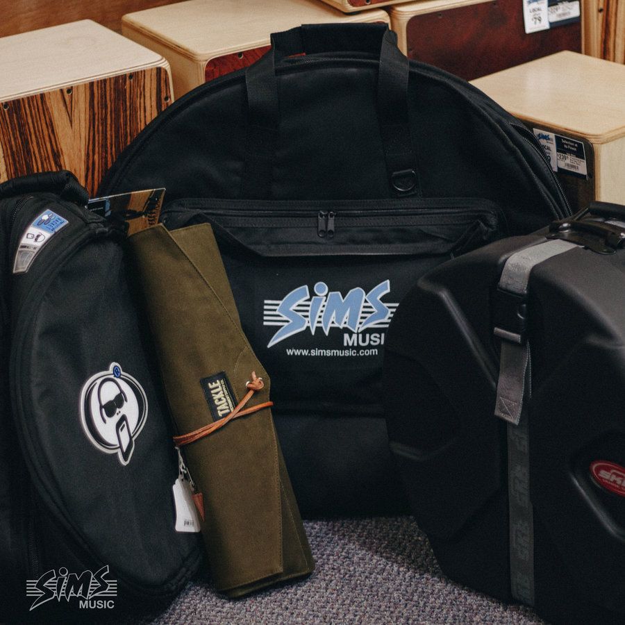 Drum Cases & Bags