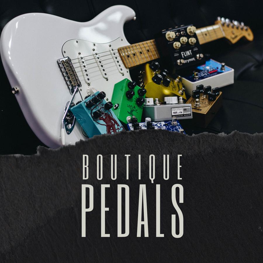 Boutique Pedals