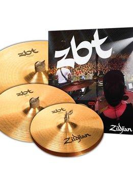 Zildjian Zildjian ZBT 3 Starter Cymbal Set