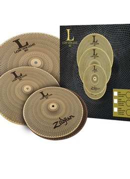 Zildjian Zildjian Low Volume Cymbal Set LV348