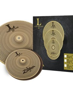 Zildjian Zildjian Low Volume Cymbal Set LV38