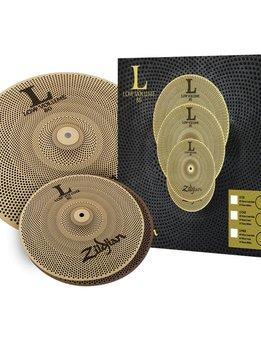 Zildjian Zildjian Low Volume Cymbal Set LV38