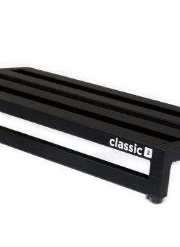 PedalTrain - Pedaltrain Classic 2 Pedal Board With Tour Case