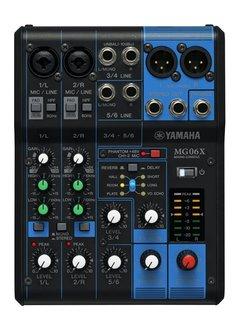 Yamaha Yamaha MG06X Mixing Console