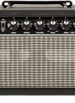Fender Fender Bassman 500 Bass Black/Silver