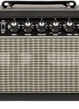 Fender Fender Bassman 500 Bass Head, Black/Silver