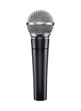 Shure Shure SM58S with on/off switch