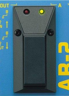 Boss BOSS AB-2 2-Way Selector Pedal