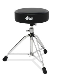 DW DW 5100 Drum Throne, Round Seat