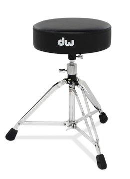 DW DW 5100 Drum Throne, Round Seat