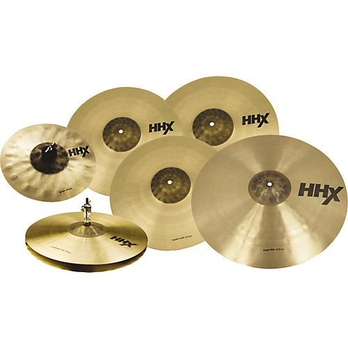Enter to Win a Sabian HHX Super Set