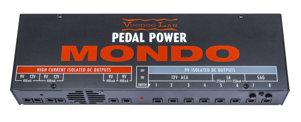 VooDoo Lab VooDoo Lab Pedal Power Mondo Power Supply