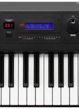 Yamaha Yamaha MX61 61 Key Music Sythnesizer - Black
