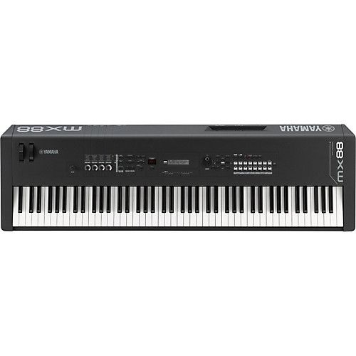 Yamaha Yamaha MX88BK Music Production Synthesizer