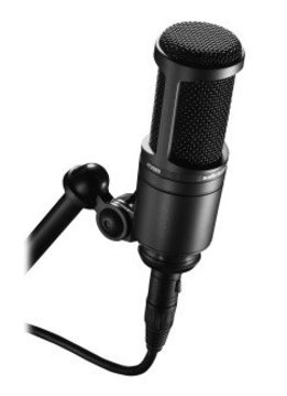 Audio-Technica Audio-Technica AT2020 Condenser Mic