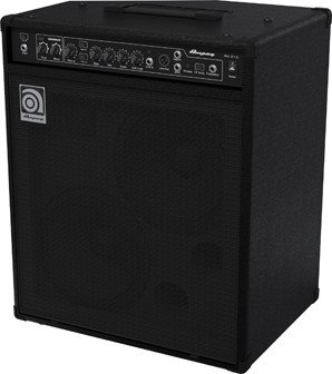 """Ampeg Ampeg BA-210 450W RMS,  Dual 10"""" Ported,  Horn-loaded Combo with Scrambler"""