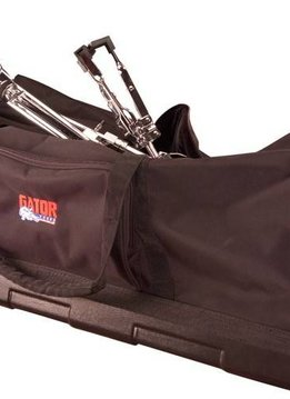 "Gator Cases Gator Drum Hardware Bag 18"" X 46"" w/ Wheels, Reinforced"