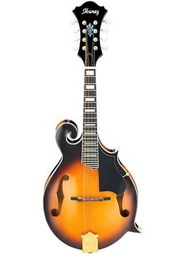 Ibanez Ibanez M522S F-Style Mandolin, Brown Sunburst