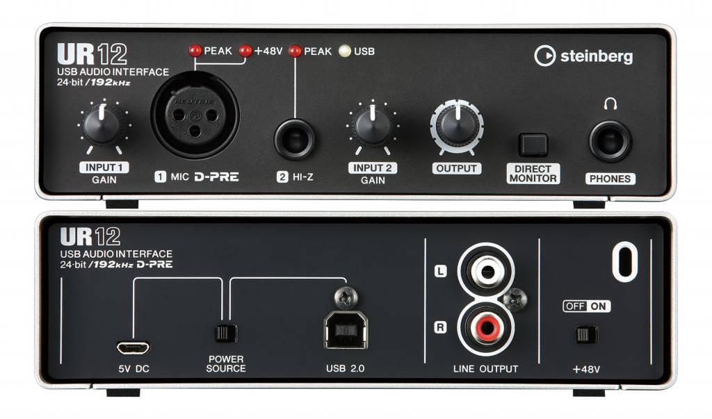 Steinberg Steinberg Ur12 USB Midi Interface
