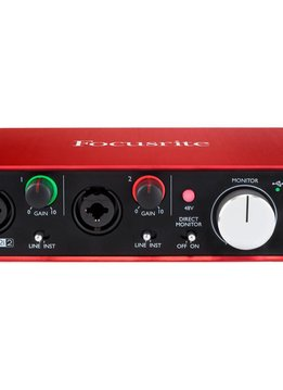 Focusrite Focusrite Scarlett 2i2 USB Interface 2nd Generation