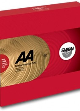 "Sabian Sabian AA Performance Set, 14"", 16"", 20"""