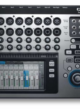 QSC QSC TouchMix 16 Compact Digital Mixer