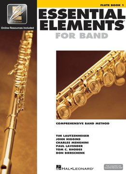 Hal Leonard Essential Elements Flute Book 1
