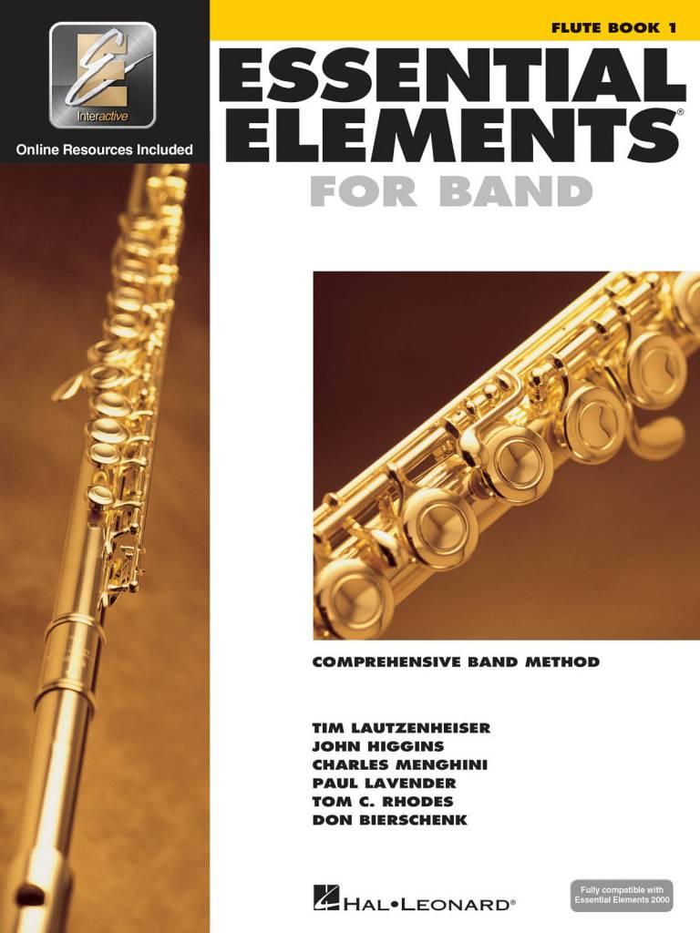 Hal Leonard Essential Elements Flute Book 1