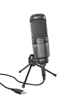 Audio-Technica Audio Technica AT2020USB  USB Microphone