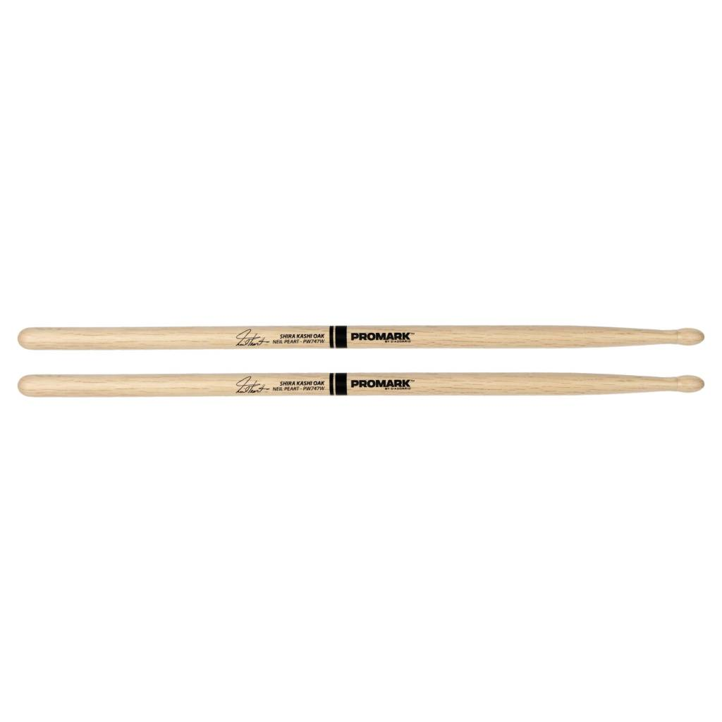 Pro-Mark ProMark Shira Kashi™ Oak 747 Neil Peart Wood Tip