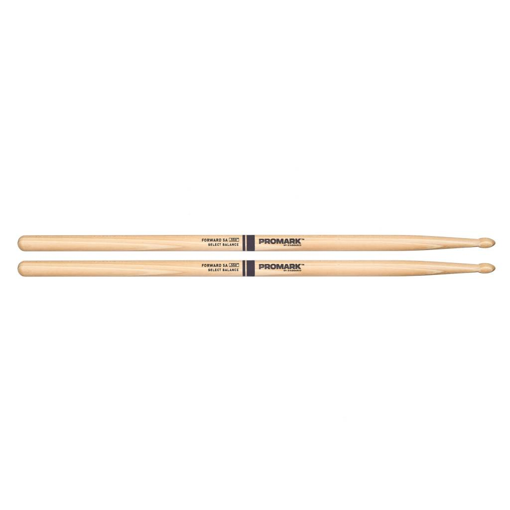 "Pro-Mark ProMark FBH550TW Forward 5A .550"" Hickory Tear Drop Wood Tip"