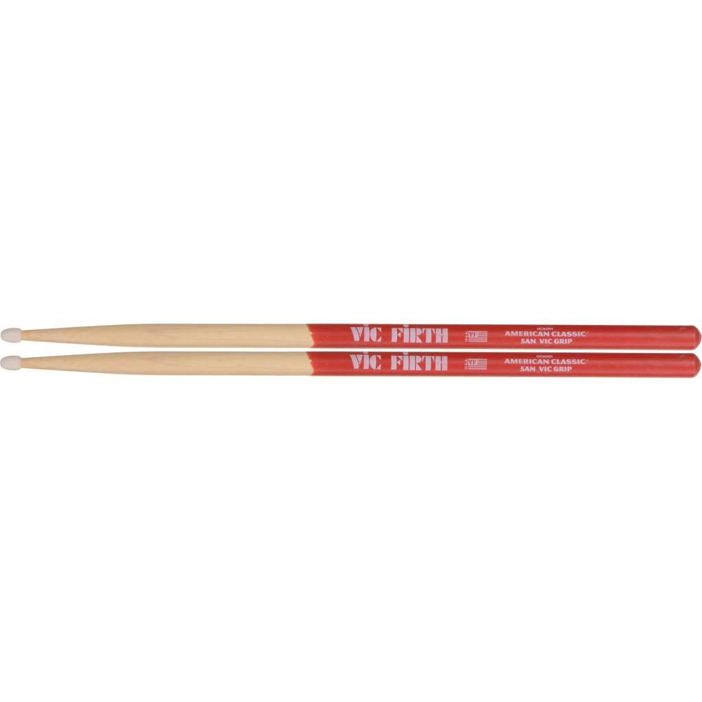 Vic Firth Vic Firth X5ANVG Extreme 5A Nylon Vic Grip Drumsticks