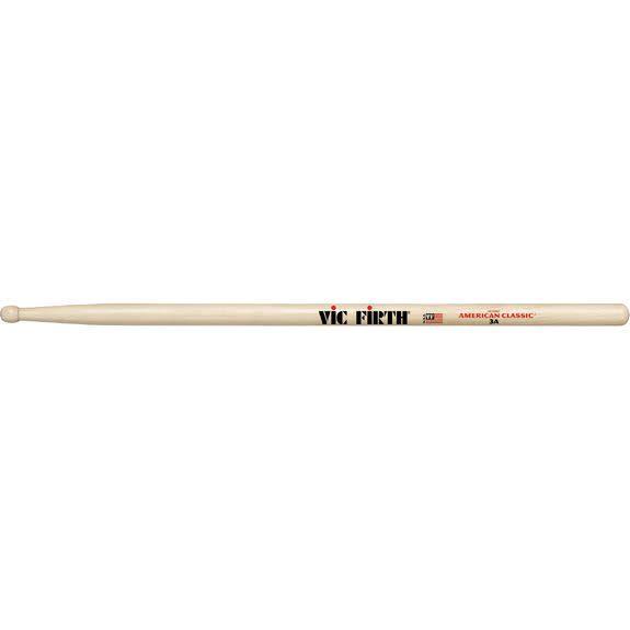 Vic Firth Vic Firth 3A Wood Tip Drumsticks
