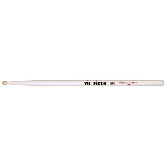 Vic Firth Vic Firth 5A White Wood Tip Drumsticks