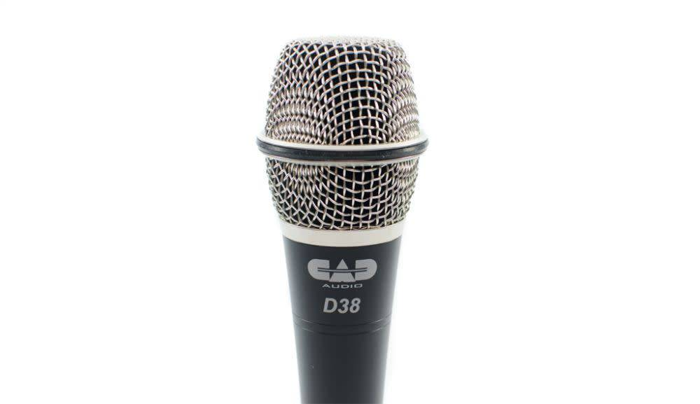 CAD CAD D38 Dynamic Microphone