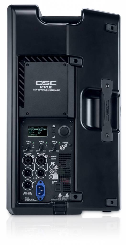 QSC QSC K10.2 Powered Loudspeaker