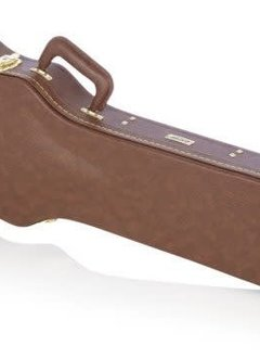 Gator Cases Gator Traditional LP Case Brown