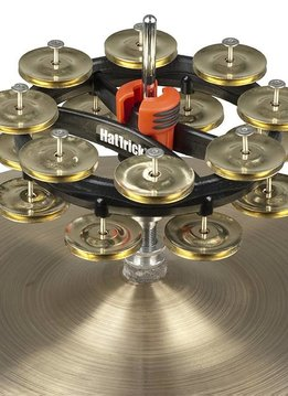 RhythmTech Rhythm Tech Hattrick G2 Double Row Brass