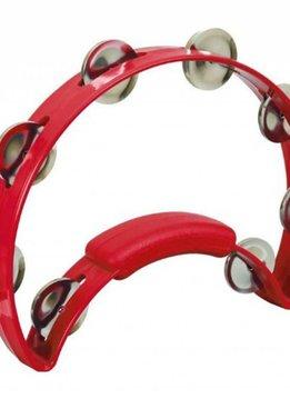 RhythmTech Rhythm Tech Solo Tambourine, Red