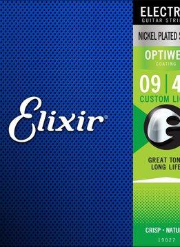 Elixir Elixir OptiWeb Electric Custom Light 9-46