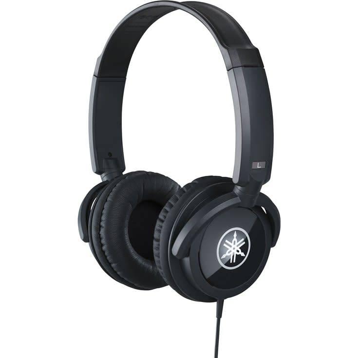 Yamaha Yamaha HPH-100 Headphones - Black