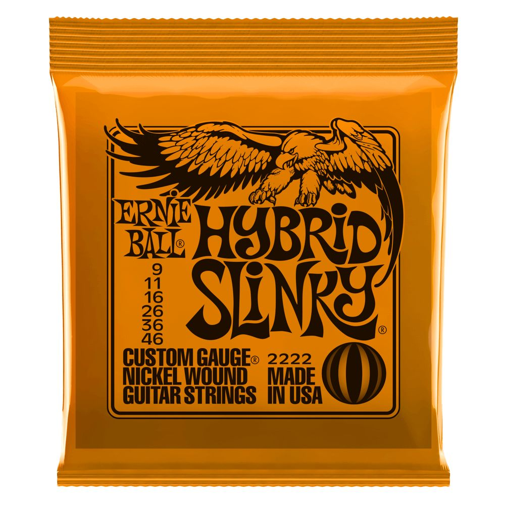Ernie Ball Ernie Ball Hybrid Slinky