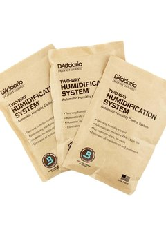 Planet Waves Planet Waves Humidipak System Replacement Packets, 3-pack