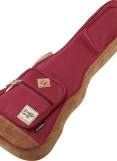 Ibanez Ibanez PowerPad 541 Tenor Ukulele Bag, Wine Red
