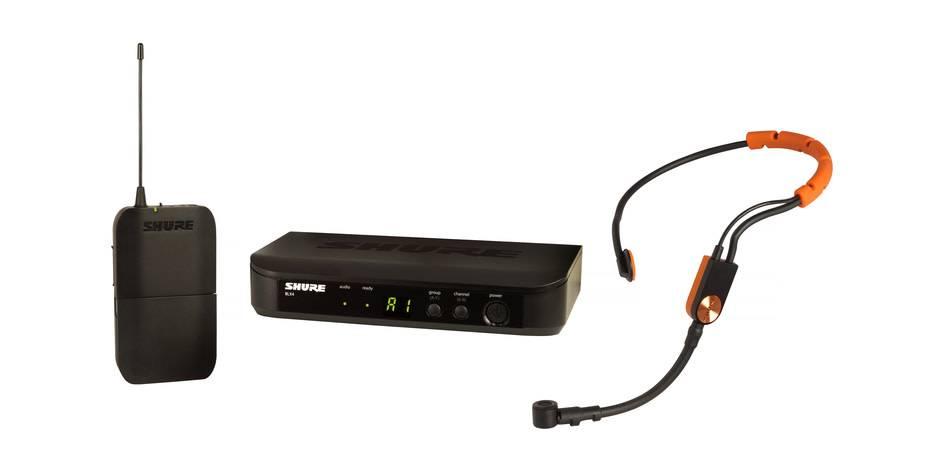 Shure Shure BLX14/SM31 Headworn Wireless System