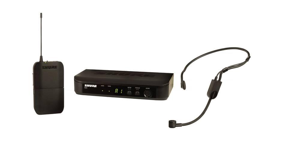 Shure Shure BLX14/P31 Headworn Wireless System