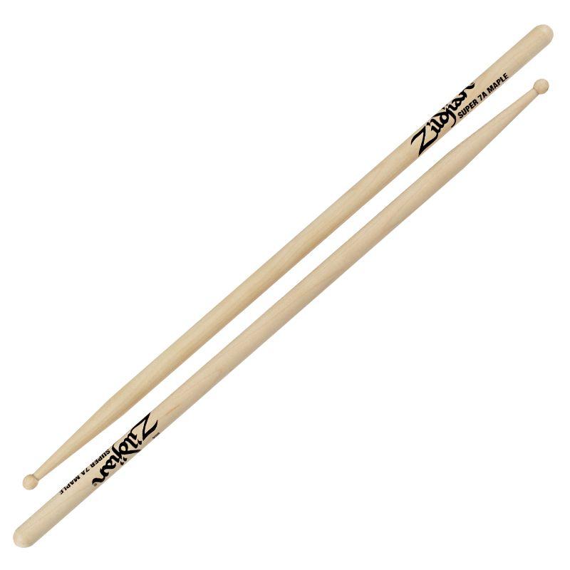 Zildjian Zildjian Super 7A Maple Drumsticks