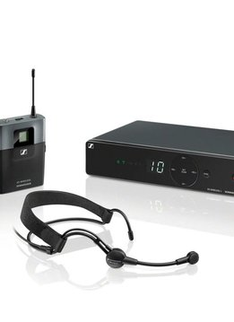 Sennheiser Sennheiser XSW 1-ME3 Wireless Headset System - A Range, 548-572 MHz