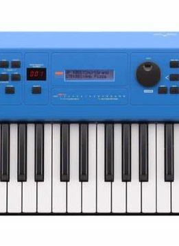 Yamaha Yamaha MX61BU 61 Key Synth, Blue