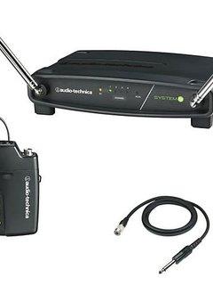 Audio-Technica Audio Technica ATW-901A/G Guitar Wireless System